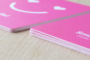 Double & Triple Thick Cards