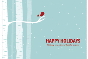Corporate Holiday Card Sayings