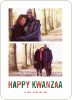 Happy Kwanzaa - Front View