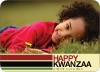 Kwanzaa Bars - Front View