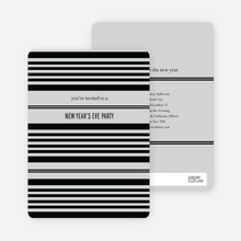 Abstract Stripes - Pewter