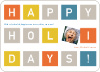 Holiday Blocks - Nickel