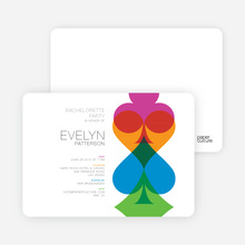 Casino Invitations - Multi