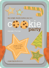 Cookie Party - Papaya
