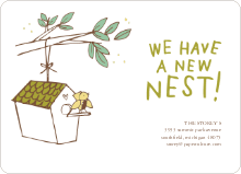 New Nest Announcements - Seaweed