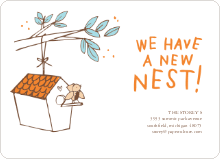 New Nest Announcements - Orange Soda