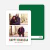 Happy Kwanzaa - Main View