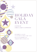 Holiday Gala - Wisteria
