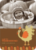 Thomas the Turkey - Lemongrass
