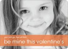 Be Mine Valentine's Day Photo Cards - Cinnamon