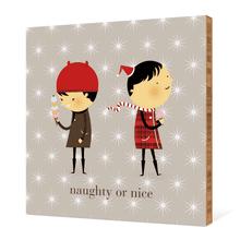Naughty or Nice - Ash