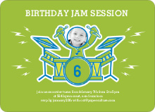Birthday Jam - Green Bash