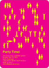 Party Stages - Pink Highlighter