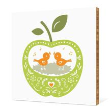 Appleseed Tweets - Apple Green