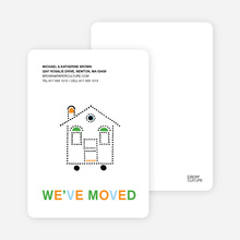 The Moving Home - Multi