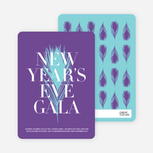 New Year's Eve Gala - Azure