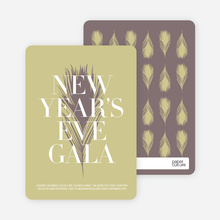 New Year's Eve Gala - Mauve