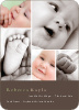 Capture the Moments: 5 Photo Birth Announcements - Cocoa