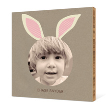 Bunny Ears - Tea Rose