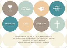 Symbols of Communion - Teal