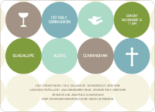 Symbols of Communion - Lime Green