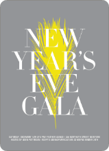 New Year's Eve Gala - Daffodil