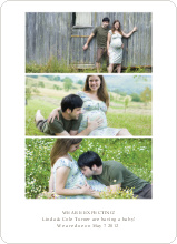 Triple Stack Pregnancy Photos - Chocolate Milk