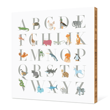 Alphabet Animals A–Z - Multi