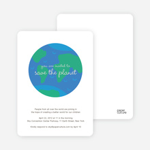 Save the Planet - Green Compost