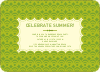 Summer Celebration - Lime