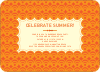 Summer Celebration - Persimmon