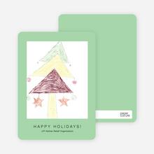 Tree of Hope J/P HRO Holiday Cards - Wintergreen