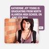 Bold Graduation Announcements and Invitations - Purple