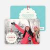 Gift Tag Holiday Cards - Main View