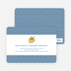 Hanukkah Celebration Invitations - Blue