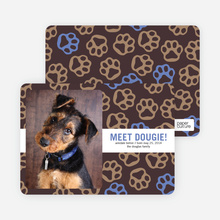 Paws-itively Marvelous Dog Cards - Pink