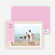 Photo Label - Pink
