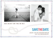 Tying the Knot - Blue