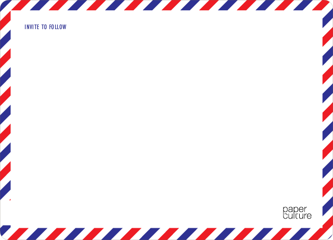 airmail paper Airmail letter template it is for an air-mail letter candy cane wrapper wrapping paper christmas cracker (cool) powerpoint template.