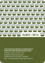 Graduation Caps - Khaki Green