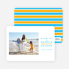 Chaotic Holiday Cards by Soleil Moon Frye on Behalf of J/P HRO - Vista Blue