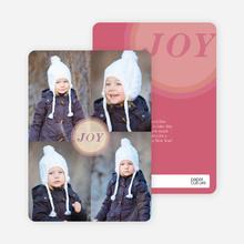 Joyous Circle - Pink