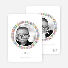 Holiday Rainbow Circles: Memories - Multi