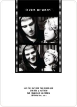 Filmstrip Photos - Black