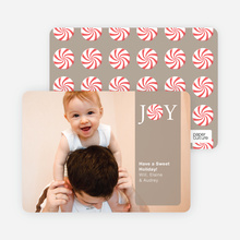 How Sweet It Is Holiday Photo Cards - Flax
