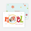 Noel Décor Holiday Photo Cards - Sungold