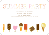 Summer Sweets - Chocolate