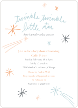 Twinkle, Little Star - Orange Cream