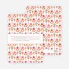 Wallpaper Blooms Bridal Shower Invitations - Strawberry Rum Cake