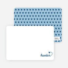 It's a Boy Note Cards - Blue